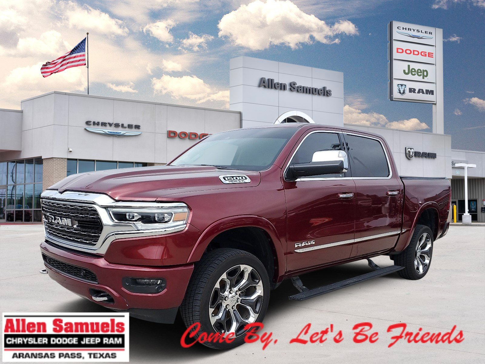 Certified Pre-Owned 2019 Ram 1500 Limited