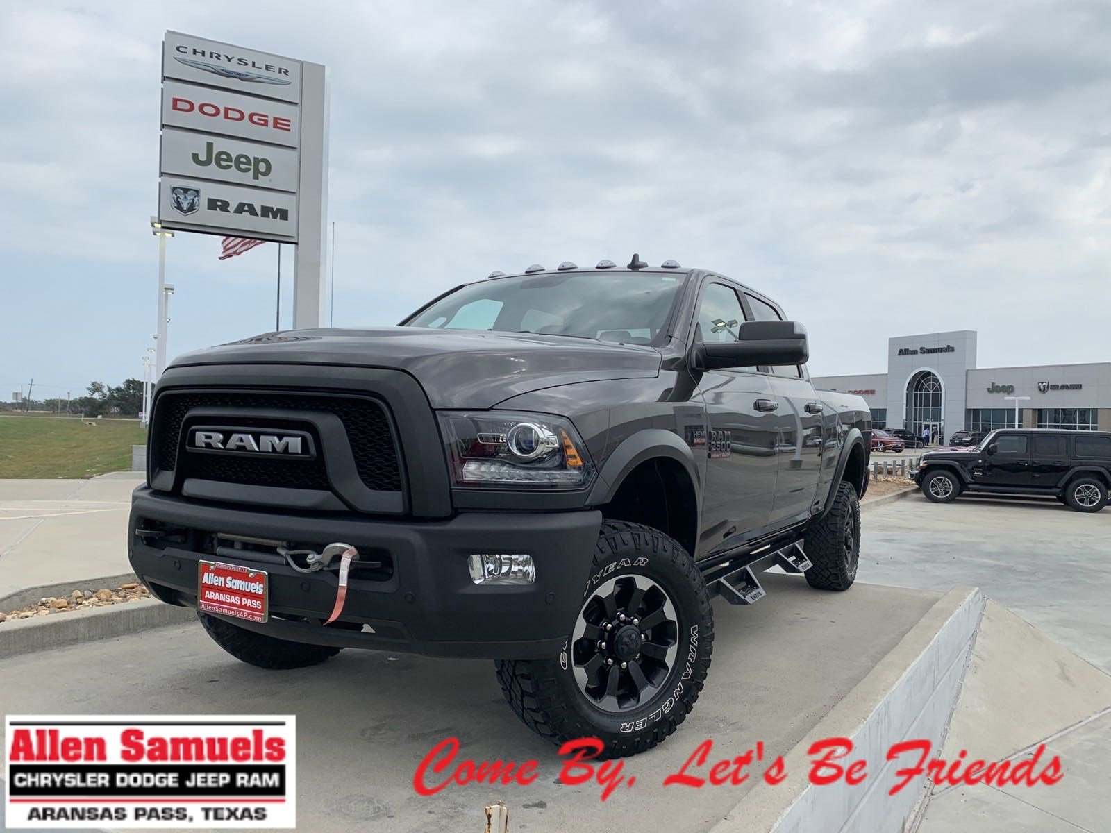 Certified Pre-Owned 2017 Ram 2500 Power Wagon