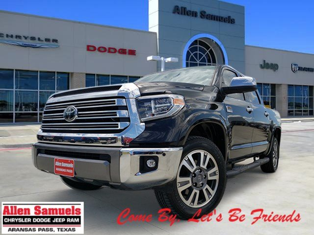 Pre-Owned 2018 Toyota Tundra 4WD 1794 Edition