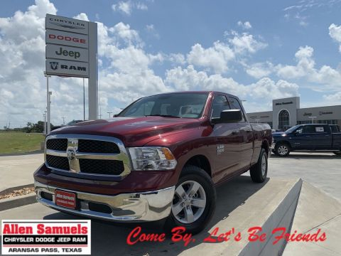 Certified Pre-Owned 2019 Ram 1500 Classic Tradesman