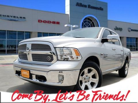 Certified Pre-Owned 2019 Ram 1500 Classic Lone Star Silver