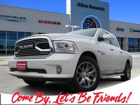 Certified Pre-Owned 2017 Ram 1500 Limited