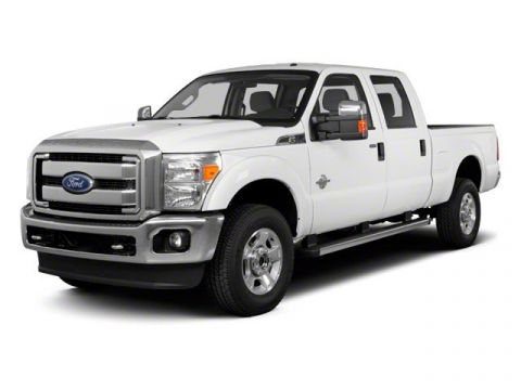 Pre-Owned 2012 Ford Super Duty F-350 SRW